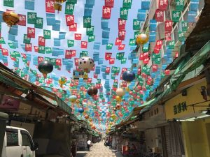 台湾 旗の市場