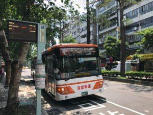 台湾 バス